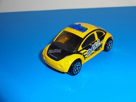 Matchbox 2000 1 Loose Vehicle D.A.R.E 5 Pack Volkswagen Concept 1 Yellow & Black - $3.00