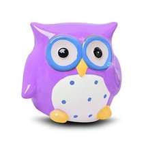 Ceramic Piggy Bank Cute Coin Perfect Birthday Gift for Baby Kid Other Still - $18.76