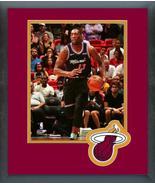 Bam Adebayo 2018-19 Miami Heat -11x14 Team Logo Matted/Framed Photo - $43.55