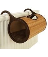 Cat Radiator Bed Heater Hanging Warm Pet Nest Bed Round Comfort Sturdy B... - $37.95