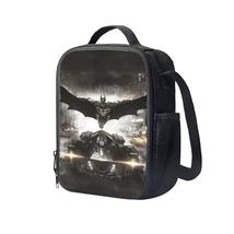 Batman Arkham Knight Insulated Lunch Bag Set - $19.99