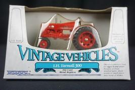 IH International Farmall 300 Tractor 1985 Toy Ertl 1/43 Vintage Vehicle ... - $25.95