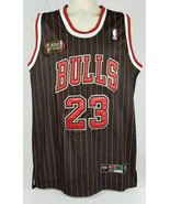 NBA Finals Chicago Bulls Michael Jordan #23 Size 50 NBA Store New York J... - $120.93