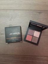 JAY MANUEL Beauty Intense Color Eyeshadow Quad- Beguile - $9.29