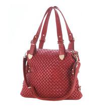 Jetset Red Shoulder Bag
