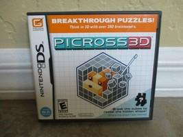 NINTENDO DS PITCROSS3D - $8.54