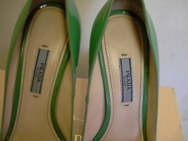 Femmes Prada Classique Chaussures Plates Calzature Donna Taille 38 Eu - $309.53