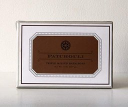 Commonwealth Soap & Toiletries ( CST ) Triple Milled Bath Soap ( Patchouli ) 8 O - $12.00