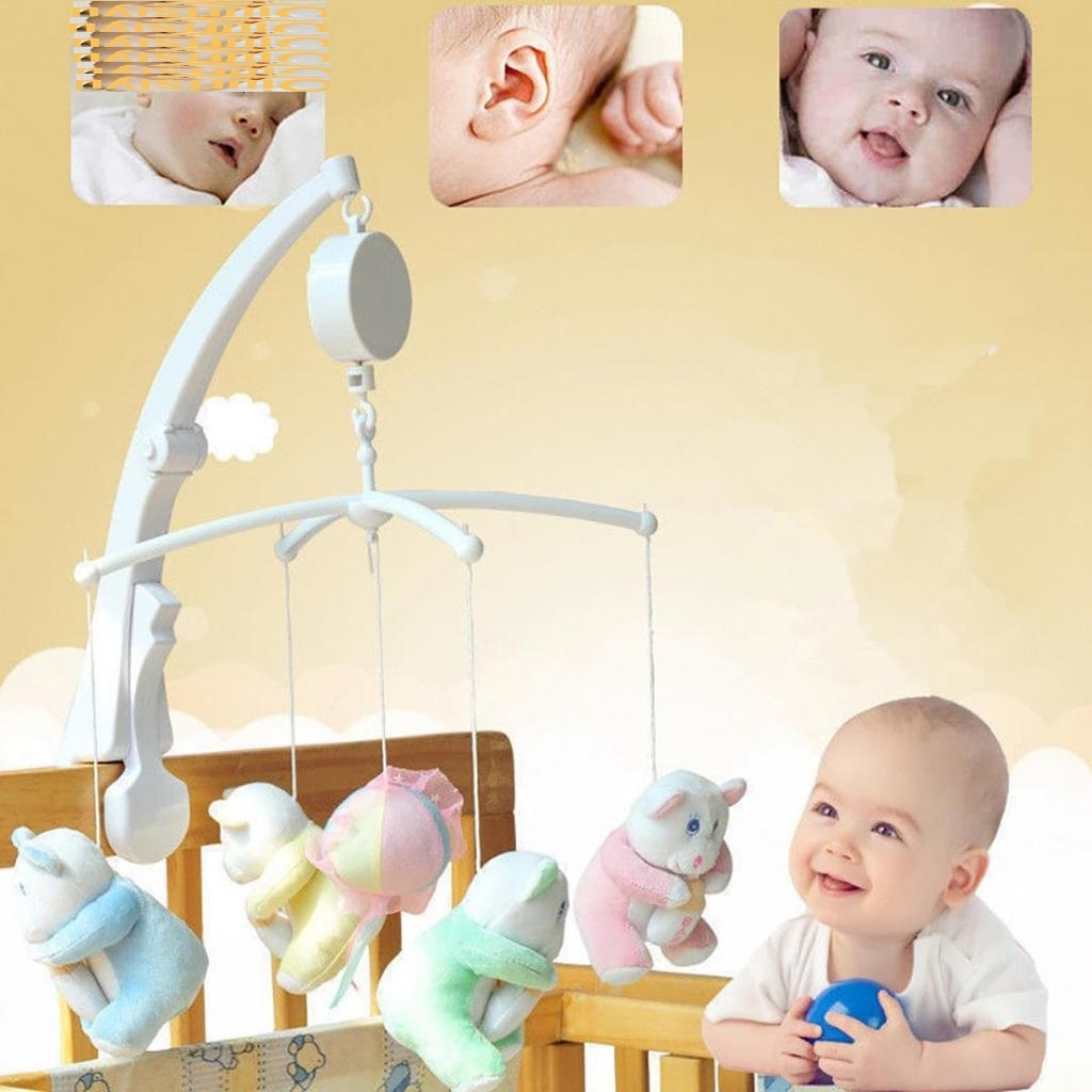 Primary image for Baby Crib Bed Hanging Diy Handmade Music Box Accessories Decoration
