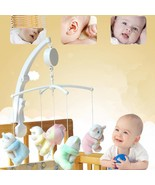 Baby Crib Bed Hanging Diy Handmade Music Box Accessories Decoration - $46.00