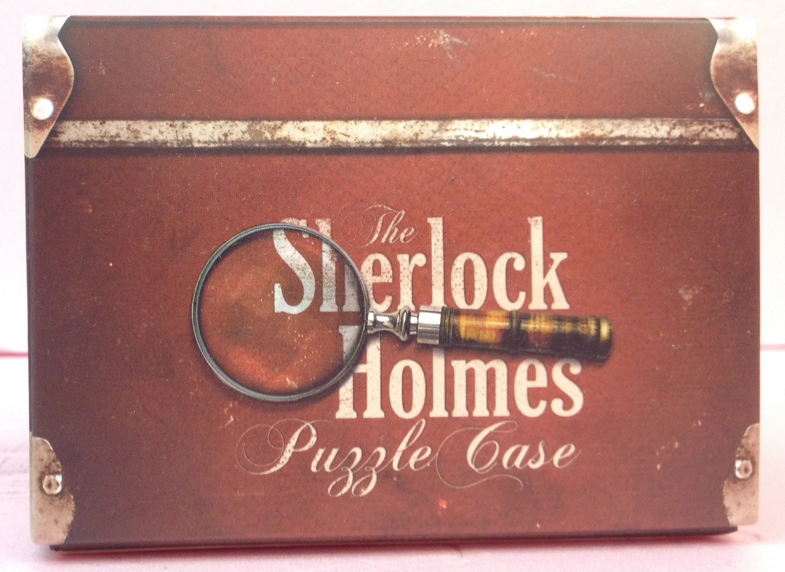 The SHERLOCK HOLMES PUZZLE CASE Game:120 Enigmas for You to Solve SEALED! image 3