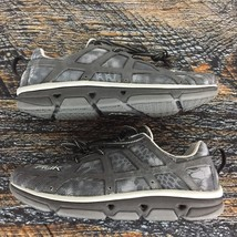Huk Attack Performance Fishing Shoes Size 7 Boys/Mens Outdoor Gear GREY/... - $65.00