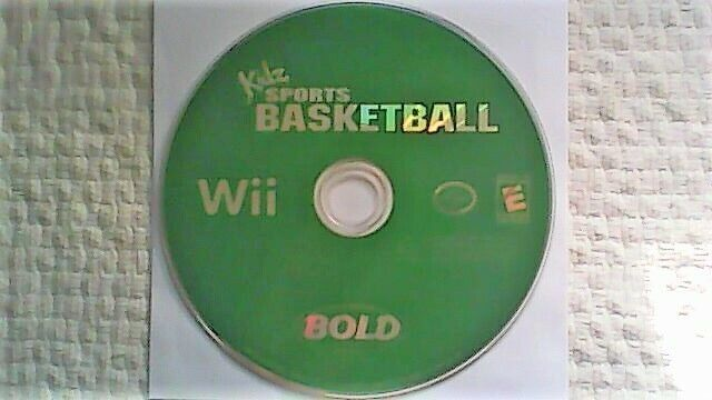 Primary image for Kidz Sports: Basketball (Nintendo Wii, 2008)