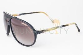 Carrera Champion Matte Black / Gray Gradient Sunglasses XPN - $136.71