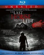 The Last House on the Left [Blu-ray] (2009)