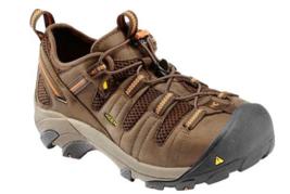 Keen Atlanta Cool Size US 9 M (D) EU 42 Men's WP Steel Toe Work Shoes 1006978