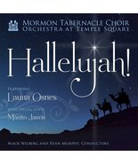 Hallelujah! [Audio CD] ORCHESTRA AT TEMPLE SQUARE / MORMON TABERNACLE CH... - $7.25
