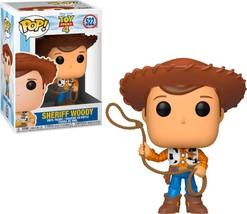 Funko - POP! Disney: Toy Story 4 - Woody - Multi - $17.40