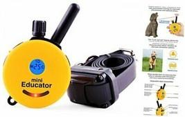 Educator E-Collar Remote Dog Training Collar 1/2 Mile 1 Dog Yellow - €241,19 EUR