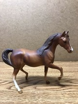 Breyer Classic Arabian Mare Chestnut Horse Very Good Used Condition - $18.99