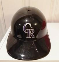 Vintage Colorado Rockies Baseball Batting Helmet Full-Size LAICH Replica MLB NEW - $18.99