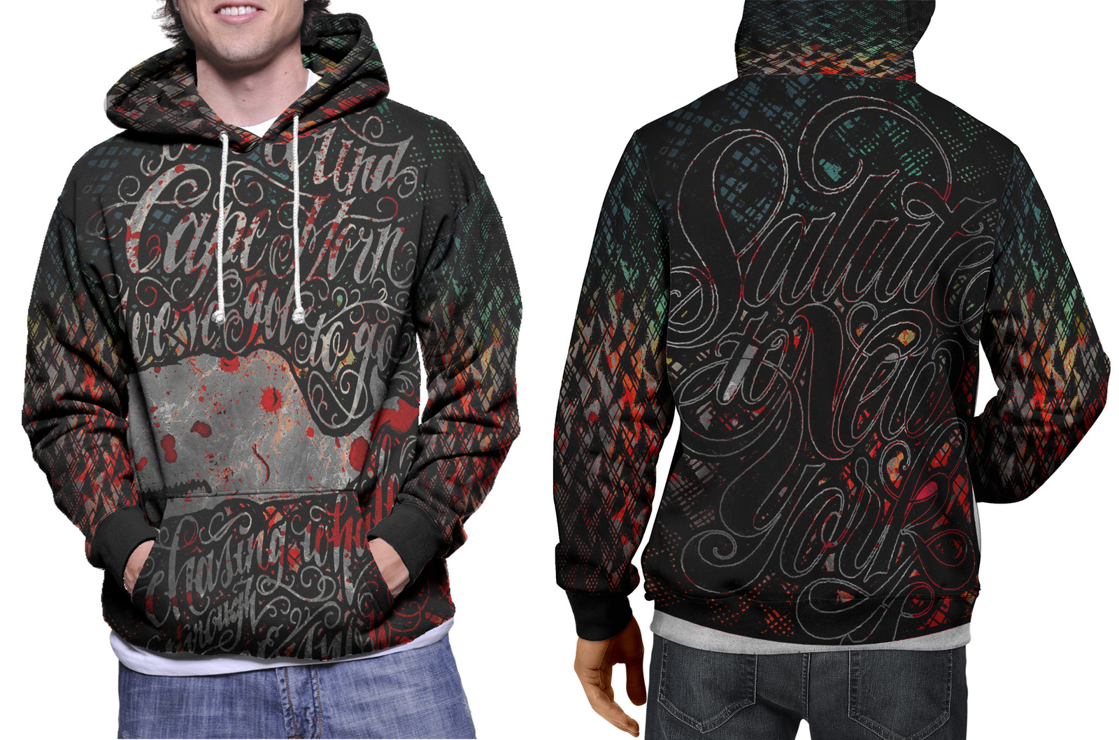 Primary image for Retro Collection #6 Men's Hoodie