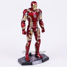 Hot Toys Avengers Iron Man Mark MK 43 with LED Light PVC Action Figure - $83.70