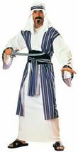 Rubies Desert Prince Sheik Sultan Arabian Adult Mens Halloween Costume 1... - £33.09 GBP