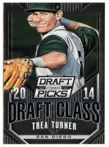2014 Trea Turner Panini Prizm Draft Picks 20 Card Lot Rookie Draft Class... - $9.49