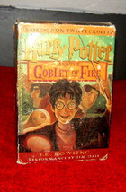 Harry Potter & the Goblet of Fire Unabridged on 12 Audio Cassettes - $42.16