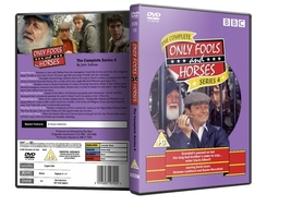 BBC DVD - Only Fools And Horses Series 4 DVD - $20.00