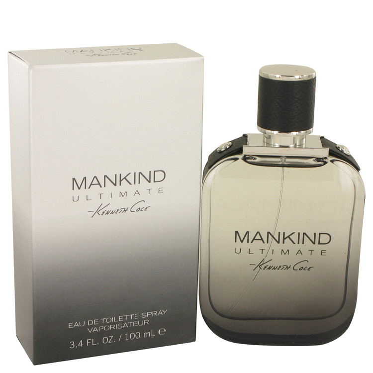 Kenneth Cole Mankind Ultimate by Kenneth Cole Eau De Toilette Spray 3.4 oz for M - $31.15