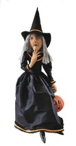 Witch Figure Seasonal Decoration Halloween  - $120.90