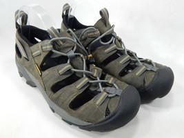 Keen Arroyo II Size US 10 M (D) EU 43 Men's WP Trail Hiking Shoes Olive 1002426 - $58.75