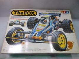 TAMIYA  1/10 Electric RC FOX Fox  Unassembled Minicar Toy car Used A11 - $1,035.99
