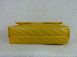 NWT Tory Burch Daylily Kira Chevron Flap Shoulder Bag $528 image 5