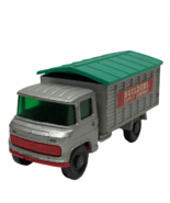 Vintage Lesney Matchbox Mercedes-Benz Scaffolding Truck Builders Supply ... - $29.69
