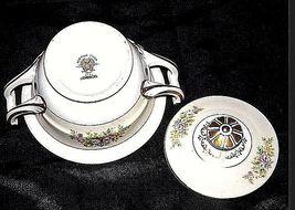 Noritake China - JapanCARMELA 4732AB 338-K Replacement Vintage  Sugar Bowl image 3