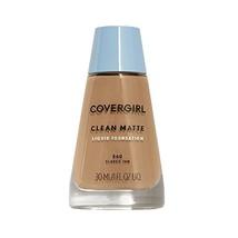 CoverGirl Clean Oil Control Liquid Makeup, Classic Tan [560] 1 oz - $23.99