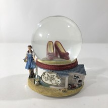 1999 San Francisco Music Box Company Wizard Of Oz Snowglobe Over The Rai... - $49.49