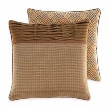 """New Croscill Salida European Pillow Sham Multi Color 26""""x26"""" - $37.89"""