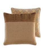 "New Croscill Salida European Pillow Sham Multi Color 26""x26"" - $43.55"