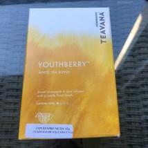 Starbucks Teavana Youthberry White Tea Blend-12 Sachets Exp 08/19 - $24.74