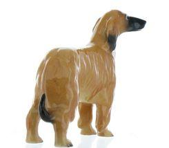 Hagen Renaker Pedigree Dog Afghan Hound Ceramic Figurine image 9