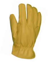 Azusa Safety DS-001 Deer Saver Work Gloves, Synthetic Vegan Leather, Yel... - $131.38