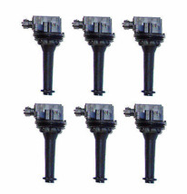 Ignition Coil Set of 6 for Volvo C70 S60 V70 XC70 XC90  XC AWD 00117 - 9... - $85.45