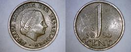 1960 Netherlands 1 Cent World Coin - $4.49