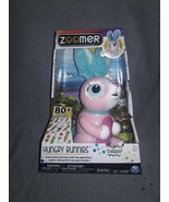 "Spin Master Zoomer Hungry Bunnies ""Shreddy"" Interactive Toy~Brand New in... - $11.88"