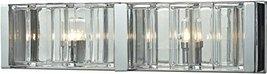 """ELK Lighting 11516/2 Vanity-Lighting-fixtures 5 x 20 x 4"""" Chrome - $310.00"""