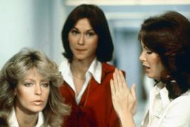 Charlie's Angels first season Farrah Fawcett Jaclyn Smith Kate Jackson 4... - $4.75